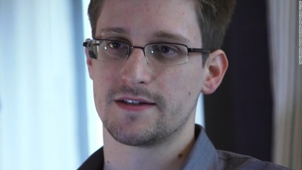 "<a href=""http://www.cnn.com/2013/06/10/politics/nsa-leak/index.html"">Former intelligence contractor Edward Snowden</a> revealed himself as the leaker of details of U.S. government surveillance programs run by the  U.S. National Security Agency to track cell phone calls and monitor the e-mail and Internet traffic of virtually all Americans. Snowden has been granted temporary asylum in Russia after initially fleeing to Hong Kong. He has been charged with three felony counts, including violations of the U.S. Espionage Act, over the leaks."