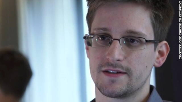 Where could Snowden go?