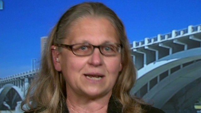 Hear from FBI whistleblower Coleen Rowley