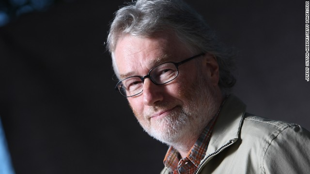 Scottish author Iain Banks, pictured here in August 2012, was a noted and prolific author of literary and science fiction novels.