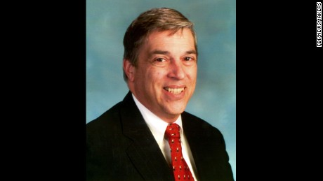 FBI Agent Robert Philip Hanssen is shown in this undated file photo, released by the FBI February 20, 2001. (Photo courtesy of FBI/Newsmakers)