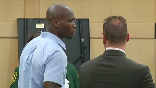 Butt slap lands Chad Johnson in jail