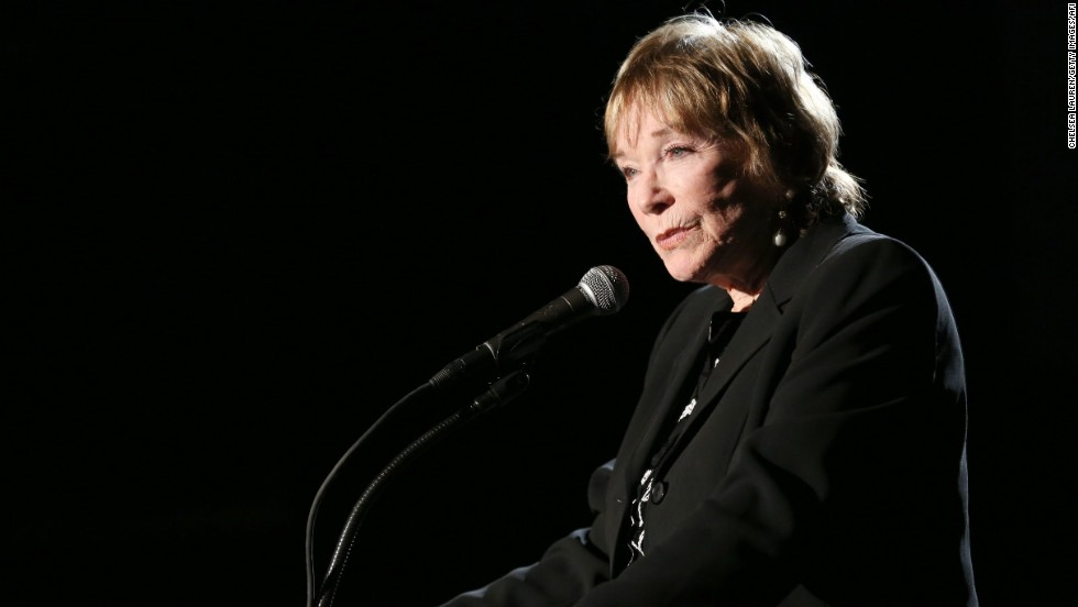 """""""Steel Magnolias"""" star Shirley MacLaine and West both evidently believe they are the Most High. In the actress' autobiography, """"Out on a Limb,"""" MacLaine proudly boasted, """"I am God!"""""""