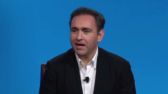 Twitter executive on PRISM program
