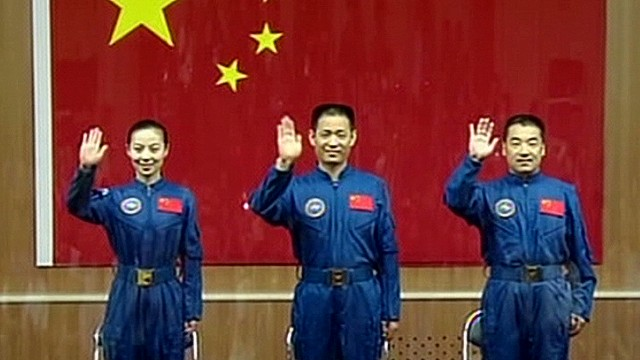 China unveils new space mission