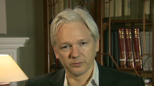 Assange to Snowden: Go to Latin America