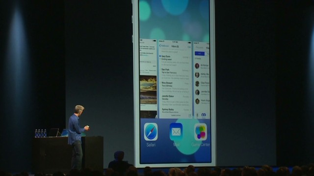 A look at Apple's new operating system