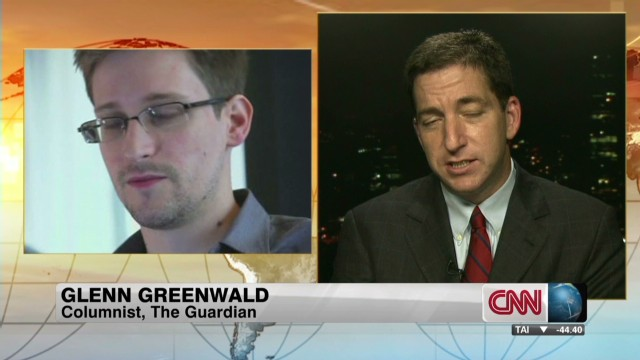 Where is Edward Snowden?