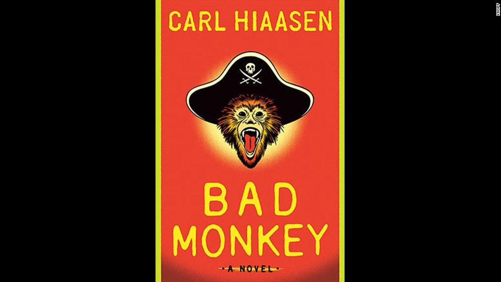 "<strong>(Available Now) </strong>Fans of Carl Hiaasen already know that he's an excellent choice for a fun and inspired yarn, and the author offers nothing less with ""Bad Monkey."" The humorous mystery follows a detective whose discovery of a severed arm could be his ticket off health inspection duty. But, this being Hiaasen, the Florida-based tale includes plenty of unconventional characters -- one of which is, yes, a misbehaving monkey."