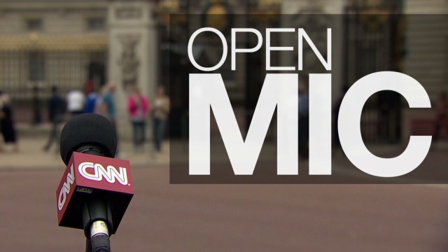 Open Mic: Wishes, advice for Royal baby