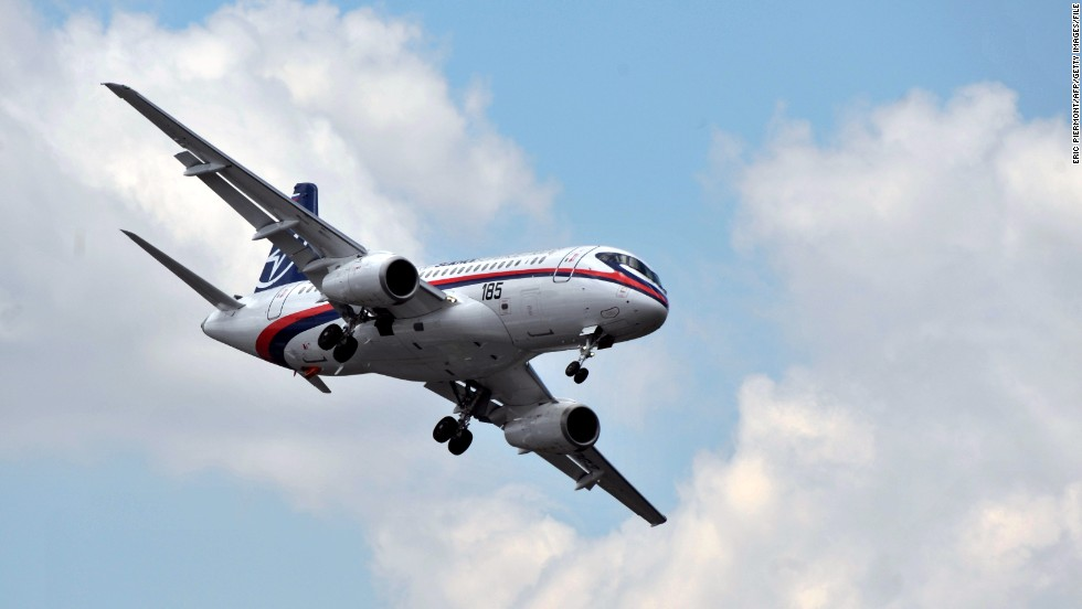 Manufactured in partnership with Alenia of Italy and several other foreign aerospace firms, the Superjet is a clean-sheet design that took its maiden flight in 2008.