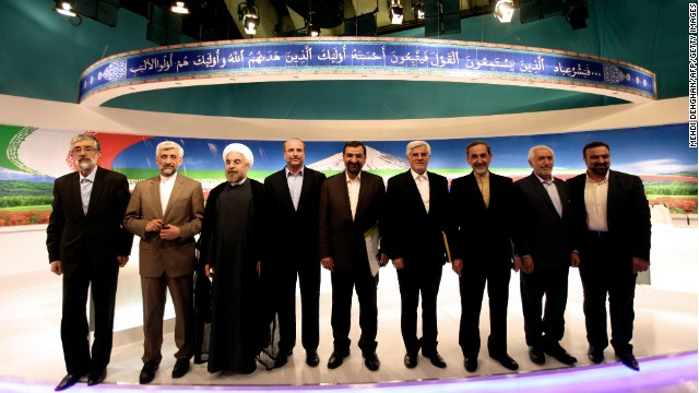 Alex Vatanka says Friday's debate was one of the most animated political clashes aired on Iranian state-run television in years.