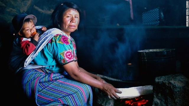 Saving lives by building stoves
