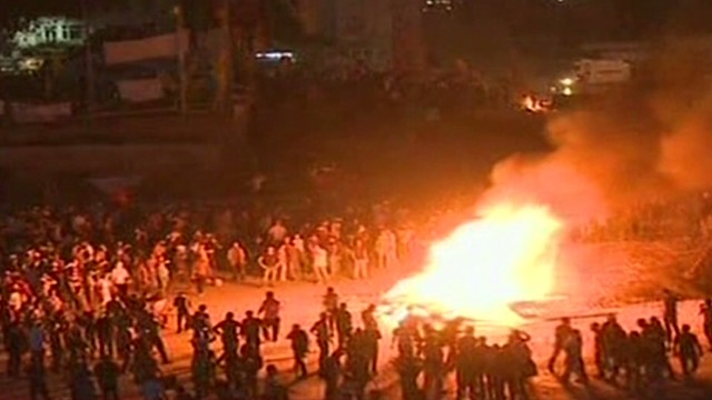 Tensions high in Turkey after clashes