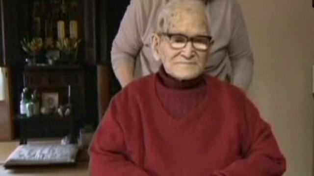 World's oldest person dies