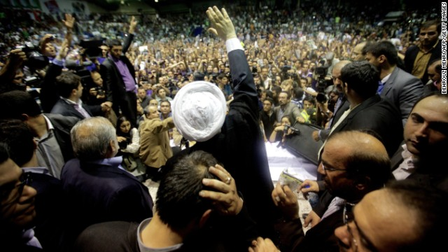 A look at the Iranian election