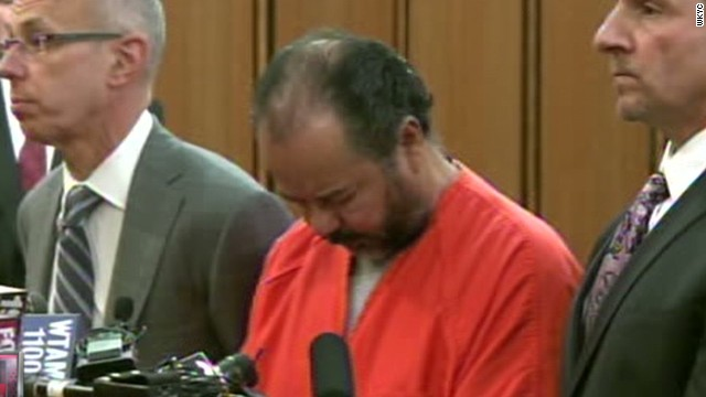 Ariel Castro enters 'not guilty' plea