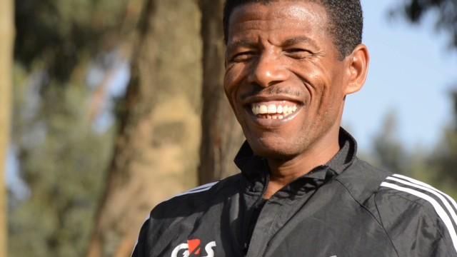 Human to Hero: Haile Gebrselassie