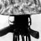 Fyrkuna Metalworks lamp