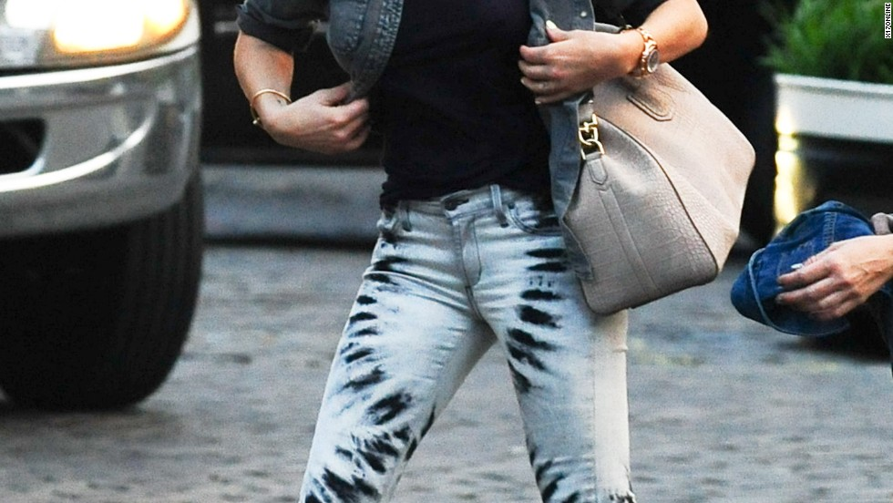 LeAnn Rimes steps out in NYC