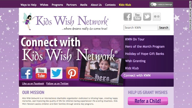 In the past decade alone, Kids Wish has channeled nearly $110 million donated for sick children to its corporate fund-raisers. That makes it the worst charity in the nation, according to a Times/CIR review of charities that have steered the most money to professional solicitation companies over time. Kids Wish Network says it has helped make a positive difference for thousands of children.