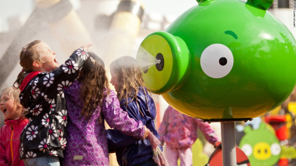 Abu Dhabi and its lesser-known sibling, Ras Al Khaimah, are battling it out with Doha to get the rights to build the largest  Angry Birds theme park in the world.
