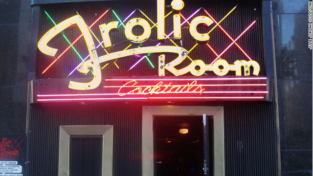 Frolic Room, Los Angeles: Everything's classic here.