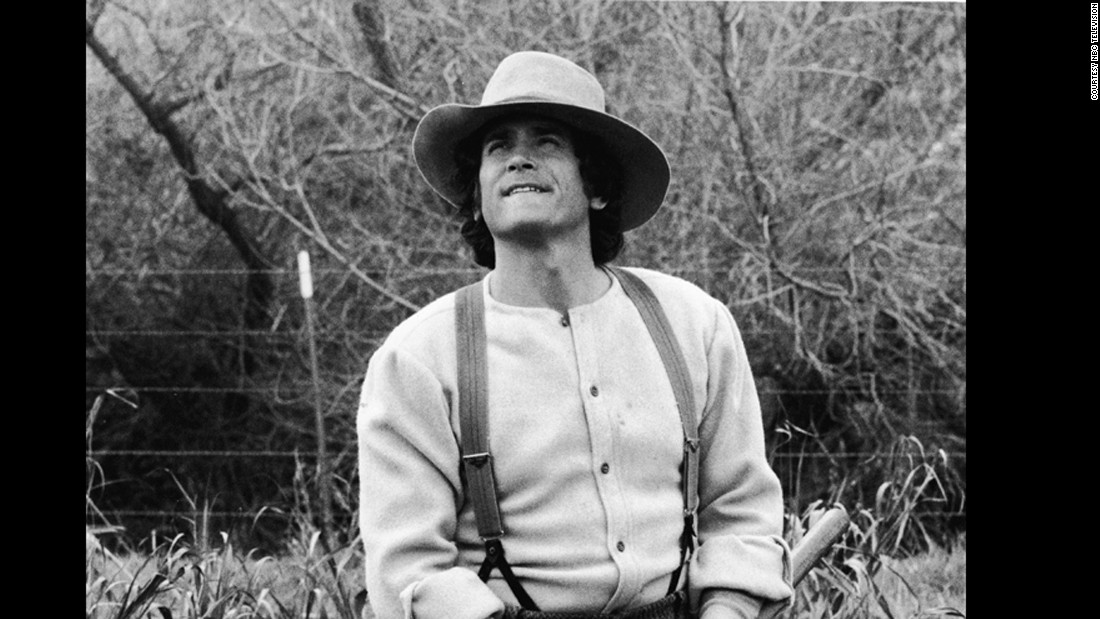 """Michael Landon as Charles """"Pa"""" Ingalls on the 1970s-'80s series """"Little House on the Prairie"""" made many of us wish we lived on the frontier. He was just the greatest."""