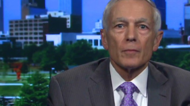 Wesley Clark: Nothing off table in Syria