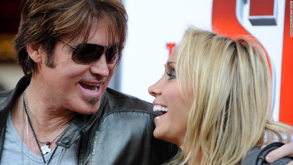 "Billy Ray Cyrus and Tish Cyrus have tried to break up twice, and each time they ended up back together. In 2010, they announced they were breaking up after 17 years of marriage, but Billy Ray had a change of heart in March 2011 and wanted to reconcile. In June 2013, they tried to break up again, but <a href=""http://www.eonline.com/news/441105/billy-ray-and-tish-cyrus-scrap-divorce-say-couples-therapy-helped-get-relationship-back-on-track"" target=""_blank"">with couples therapy</a>, they managed to make it work."