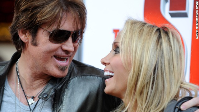 Singer Billy Ray Cyrus and Tish Cyrus have five children, including singer-actress Miley Cyrus.