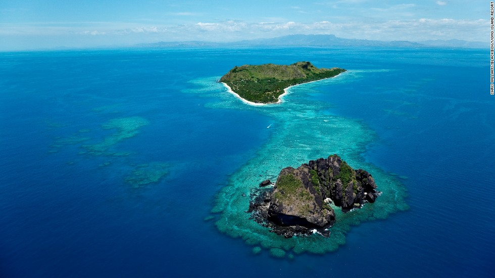 For about $39,000 a night in high season, you can rent Vomo Island in Fiji. The island accommodates 90 guests and a staff of 120. If you don't mind sharing the island, you can rent a villa for two for around $1,000 a night.