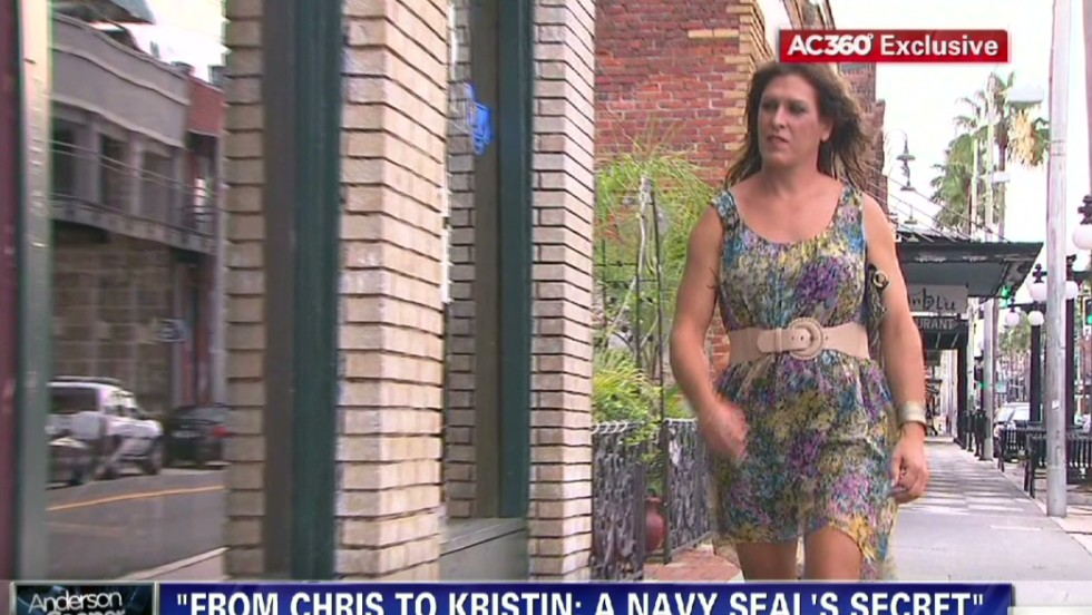 Ex-Navy SEAL goes from Chris to Kristin