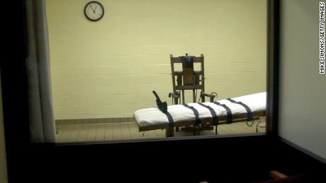 How America executes its prisoners