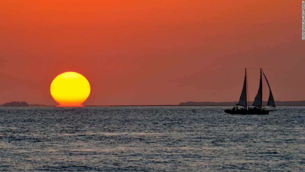 For a true Hemingway experience, hire a boat for some serious fishing off the coast of Key West.