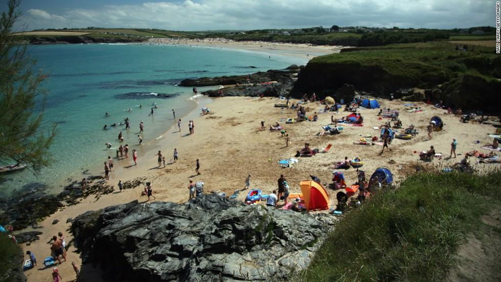 England's coastal Cornwall region inspired author Daphne DuMaurier's foreboding tales.