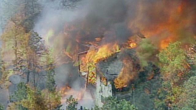 Progress made in Colorado wildfires