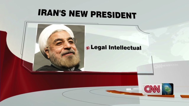 Who is Iran's President?