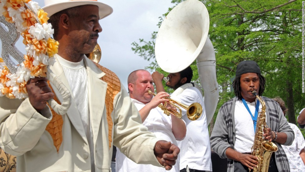 Most national parks encourage you to tune in to nature; New Orleans Jazz National Historical Park celebrates jazz in its birthplace.