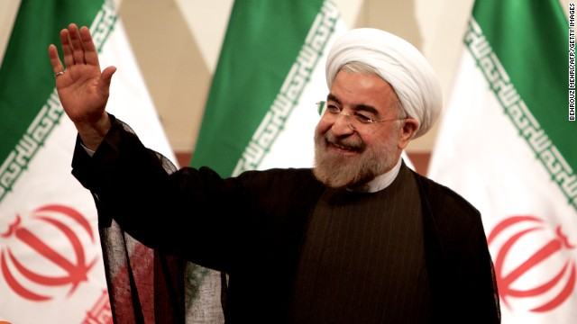 Gary Sick says the election of Iranian president-elect Hassan Rouhani is a good time to revive diplomatic efforts with Iran.