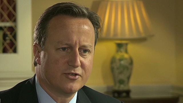 Cameron: EU-U.S. deal worth billions