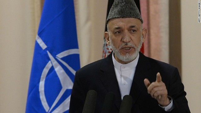 Uncertainty marks Afghan handover