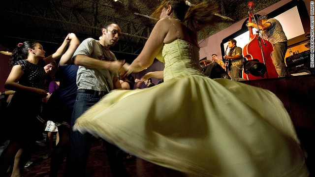 Brazil dances to more than just Carnival beats.