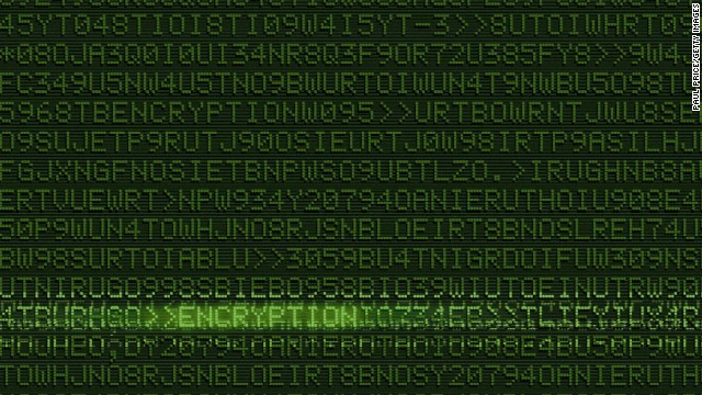 NSA leaker Edward Snowden says encrypting e-mail makes it unreadable by the National Security Administration.