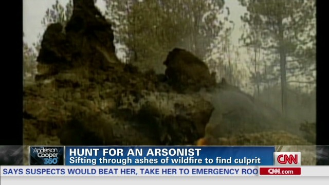 Unlikely hero solved arson mystery