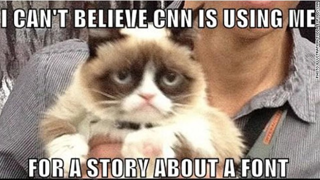 130619151507 meme fonts grumpy story top want meme to have an impact? use this font cnn,Memes Font