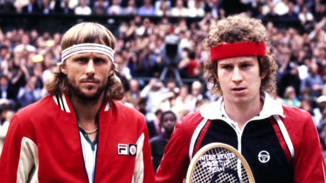 The Wimbledon greats