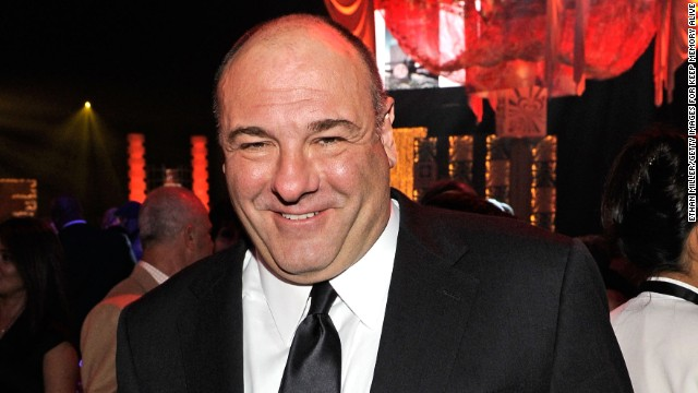 LAS VEGAS, NV - FEBRUARY 18: (EXCLUSIVE COVERAGE) Actor James Gandolfini attends the Keep Memory Alive foundation's 'Power of Love Gala' celebrating Muhammad Ali's 70th birthday at the MGM Grand Garden Arena February 18, 2012 in Las Vegas, Nevada. The event benefits the Cleveland Clinic Lou Ruvo Center for Brain Health and the Muhammad Ali Center. (Photo by Ethan Miller/Getty Images for Keep Memory Alive)