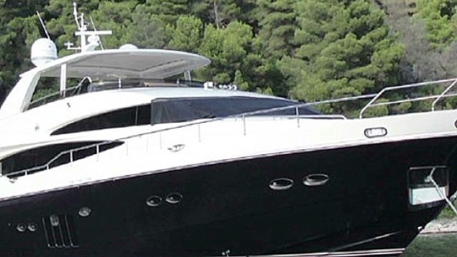 Kim Jong Un tours coast with $7M yacht