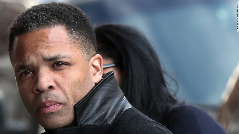 "Jesse Jackson Jr. enters U.S. District Court in Washington on February 20, where he <a href=""http://news.blogs.cnn.com/2013/02/20/jackson-jr-pleads-guilty-to-misusing-funds/?iref=allsearch"">pleaded guilty</a>."